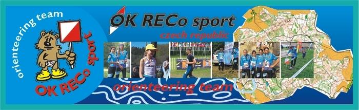 OK RECo sport - kliknutím zobrazíte webové stránky